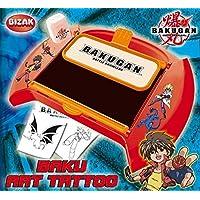 Bakugan Art - Tattos
