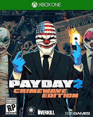 505 Games Payday 2 – Juego (Xbox One, Acción, ENG) 61yva6l0MHL