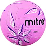 Mitre Attack Training Netball
