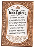 Best Abbey Press Fathers - Abbey Gift God Loves Irish Fathers Plaque W/Easel Review