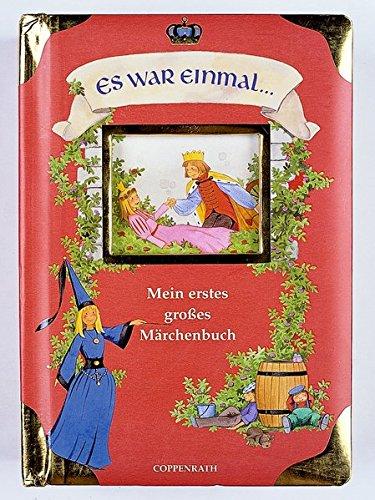 Preisvergleich Produktbild Es war einmal - Mein erstes grosses Märchenbuch (Bücher für die Kleinsten)