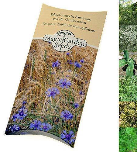 Saatgut Set: 'Kräuterbitter', 6 tonisierende Kräuter zum Ansetzen feiner Liköre als Samen in schöner Geschenk-Verpackung