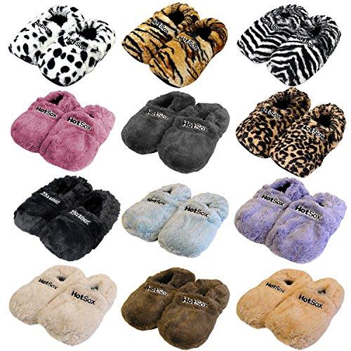 zapatillas-termicas-pantuflas-de-granos-para-el-microondas-y-el-horno-talla-m-eu36-40-cebra-zapatill