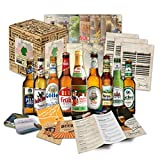 """BEST OF GERMAN BEERS"" Original gift-idea for men with the 9 best beers from Germany. The best present for a father, brother, friend, husband or grandfather. [MADE IN GERMANY]"