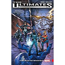 Ultimates: Omniversal Vol. 1: Start With The Impossible (Ultimates (2015-2016))