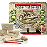 Dig Out Dinosaur Fossil Jurassic Prehistoric World Creatures Digging Kit Skeletons Toy