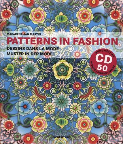 EV-PATTERNS IN FASHION + CD