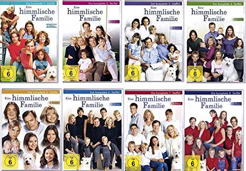 Staffel 1-8 (40 DVDs)