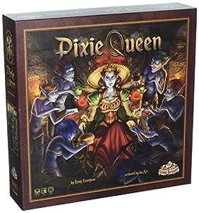 Game Brewer GAB001 Pixie Queen Juego de Estrategia de Mesa