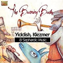 Yiddish,Klezmer & Sphardic Music