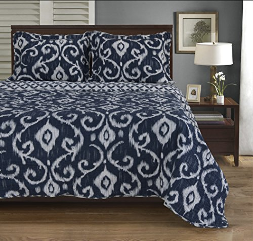 home-city-bed-linen-set-dark-blue-double