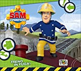 Scarica Libro Treno in fuga Sam il pompiere Ediz illustrata (PDF,EPUB,MOBI) Online Italiano Gratis