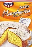 Cameo - Preparato per Torta Margherita - 4 confezioni da 435 g di miscela per l'impasto e 10 g di zucchero al velo [1740 g di miscela per l'impasto + 40 g di zucchero al velo]