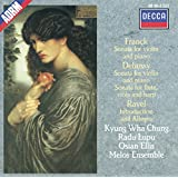 Debussy / Franck / Ravel: Sonata for Flute, Viola & Harp / Sonata for Violin & Piano etc.