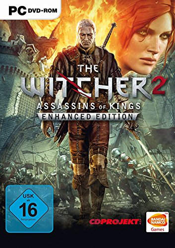The Witcher 2 - Assassins of Kings - Enhanced Edition für PC (Pc 2 Witcher)