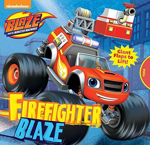 Blaze and the Monster Machines: Firefighter Blaze
