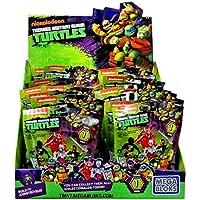 Tortugas Ninja - Sobre sorpresa (Mega Bloks DMX21), 1 unidad [modelos surtidos