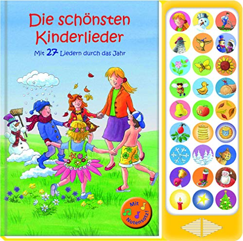 Disney Mit Kleinkindern - 27-Button Soundbuch - Die schönsten Kinderlieder