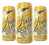 GN Laboratories Narc Focus ICE Tea Pfirsich 24x250ml-Ohne Pfand!