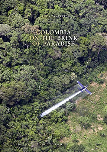 Colombia on the Brink of Paradise par Luca Zanetti