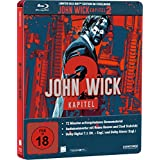 John Wick: Kapitel 2 Steelbook [Blu-ray]