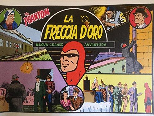 THE PHANTOM: EL HOMBRE ENMASCARADO. Edición en español. Nº 48. EL tesoro del fantasma / La princesa Laura.