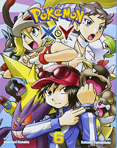 Pokémon X•Y Volume 6 (Pokemon X-Y, Band 6)