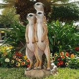 Design Toscano le suricate Gang Sculpture