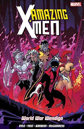 Amazing X-men Vol. 2: World War Wendigo -