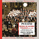 Puccini: Messa di Gloria -