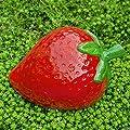 Schöne große Rote Erdbeere aus Keramik Garten oder Haus Deko von Gardens2you auf Du und dein Garten
