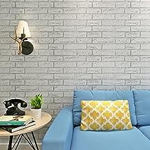 hanmero pegatinas papel pintado para muebles imitacin ladrillo pegatinas de pared para cocina