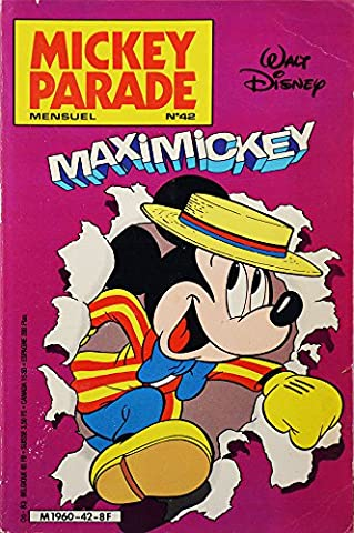 Mickey Parade N°42 : Maximickey