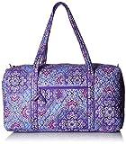 Best Vera Bradley Lilacs - Vera Bradley Women's Large Duffel, Lilac Tapestry Review