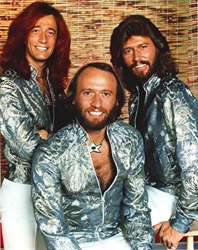 Celebrity Photos Bee Gees Band Portrait Photo Print (20,32 x 25,40 cm)