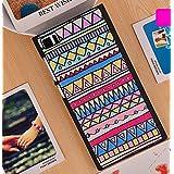 Prevoa ® 丨Xiaomi MI 3 Mi3 M3 Funda - Colorful Hard Plastic Funda Cover Case para Xiaomi MI 3 Mi3 M3 5,0 Pulgadas Android Smartphone - 1
