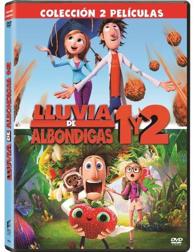 Pack: Lluvia De Albóndigas 1+2 [DVD]