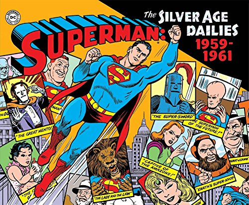 Superman: The Silver Age Newspaper Dailies Volume 1: 1959-1961 (Superman Silver Age Dailies, Band 1) - Stans-siegel