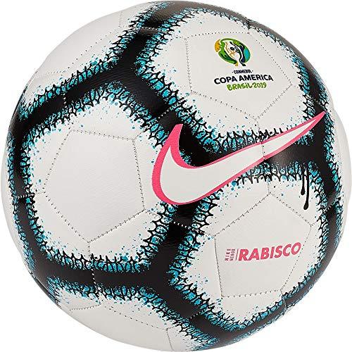 Nike Copa America NK Menor X Balon de fútbol, Unisex Adulto, Black/Blue/White, Pro