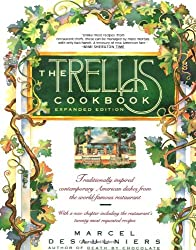 (TRELLIS COOKBOOK: EXPANDED EDITION (EXPANDED)) BY DESAULNIERS, MARCEL(AUTHOR)Paperback Jan-1992