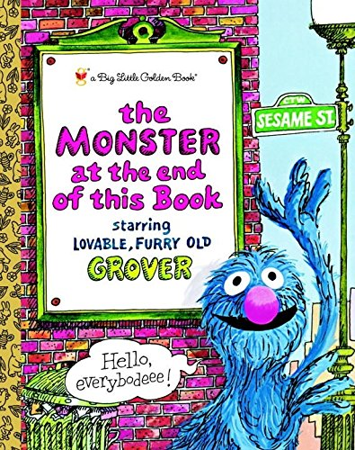 nd of this Book (Sesame Street) (Big Little Golden Book) (U Street Halloween)