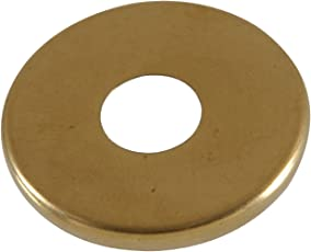 The Hillman Group 54162 Check Ring Round Edge, 1-3/4-Inch, Brass Finish, 5-Pack