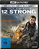 12 Strong - Die wahre Geschichte der US-Horse Soldiers (4K Ultra HD) (+ Blu-ray 2D)