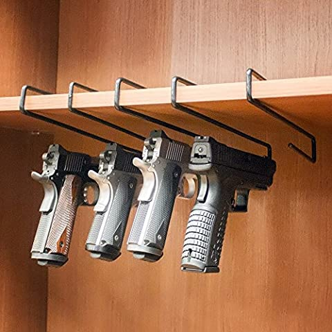 fixxxer facile uso pistola per confezione da 5grucce originale per pistole