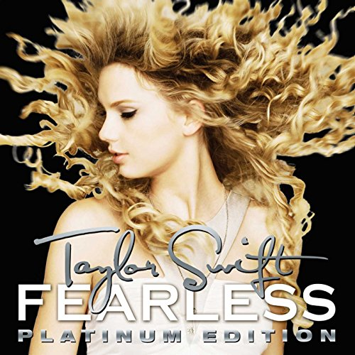 Fearless: Platinum Edition (Clear with Gold Vinyl) [VINYL]