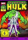 The Incredible Hulk - Die Komplette Serie von 1966 [2 DVDs]