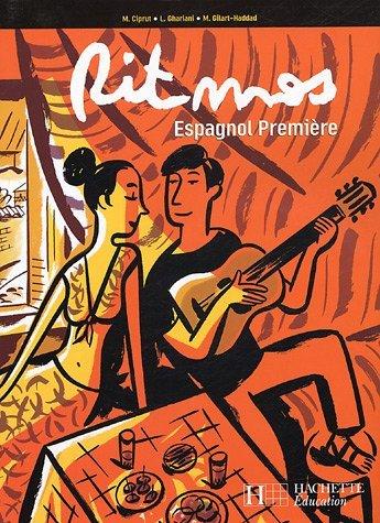 Espagnol 1e Ritmos (1CD audio) by Maria Ciprut (2005-05-25)