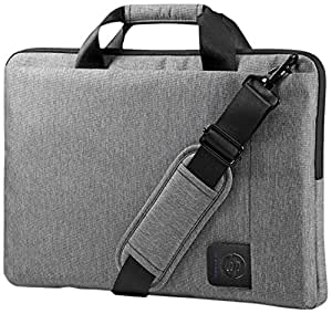 hp slim sacoche pour ordinateur portable 14 pouces amazon. Black Bedroom Furniture Sets. Home Design Ideas