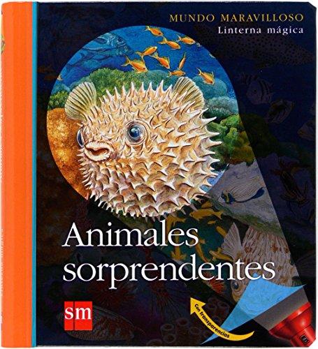 Animales sorprendentes (Mundo maravilloso)