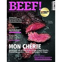 BEEF! - Für Männer mit Geschmack: Ausgabe 3/2016